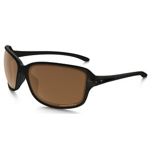 Oakley Cohort Matte Black / Prizm Tungsten Polarized